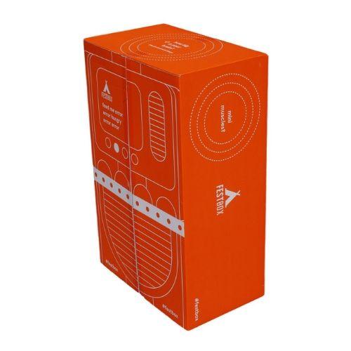 Festbox verpakking zijkant