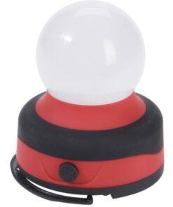 Campinglamp gekleurd vooraanzicht