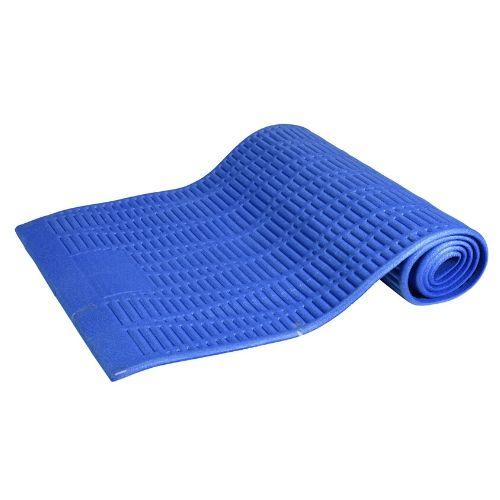 Camping mat blauw vooraanzicht