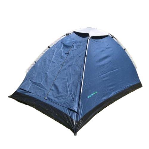 Safari Tent 1 persoons vooraanzicht