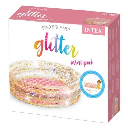 Intex-Baby-zwembad-roze-glitter-86-x-25-cm-kind