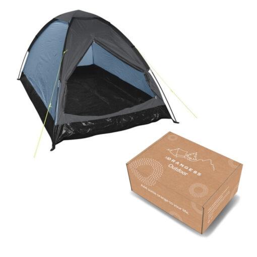 1 Persoons tent verpakking
