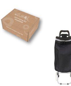 Boodschappentrolley met Wielen verpakking