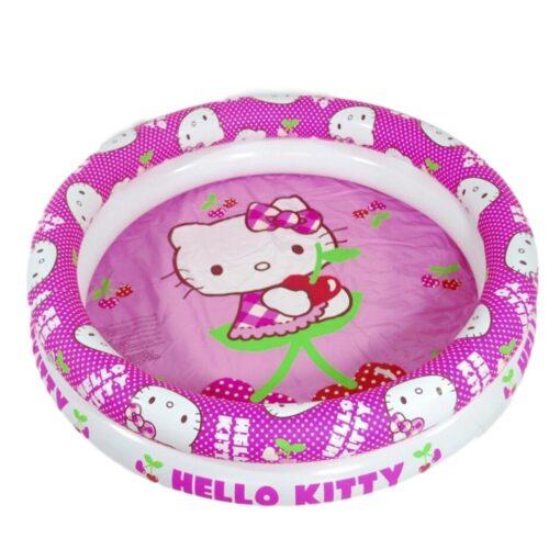 Hello Kitty Zwembad vooraanzicht