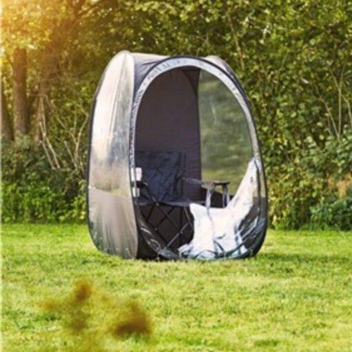 Vis Tent Omkleed Tent sfeerbeedl