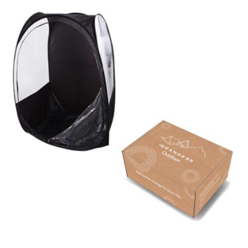 Vis Tent Omkleed Tent verpakking